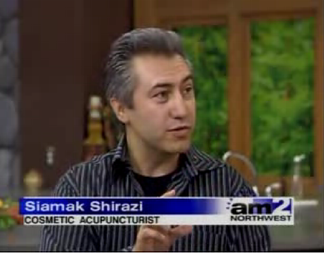 Siamak on TV